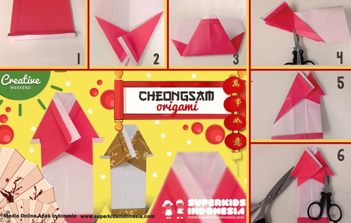 61 best creative weekend images on pinterest creative for Ang pao origami