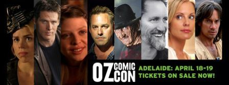 Oz Comic-Con Adelaide@Adelaide Showgrounds, Goodwood Road, Wayville, 5304, Australia. On April 18, 2015 to April 19, 2015@9:00am-6:00pm. Price: 15-600. Oz Comic-Con is the ultimate expo for pop culture fans in Australia with a show floor packed with exhibitors, autograph & photograph sessions with the hottest celebrities & one-of-a-kind panel event! Artists: Nicola Scott, Stewart McKenny, Francis Manapul etc. Booking: http://atnd.it/21076-0