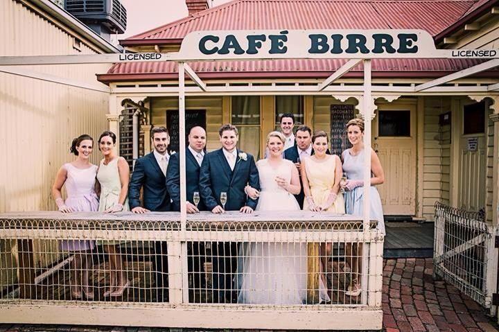 Credit to Jeff Chen for this photo Wedding photo Birregurra  Victoria Australia