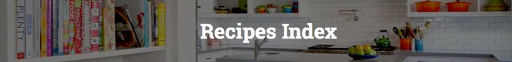 Feeling in need of Inspiration? Why not have a browse through the Culinary Travels Recipe Index? There's bound to be something there to get the creative juices flowing and tickle your taste buds.  http://www.culinarytravels.co.uk/recipe-categories/