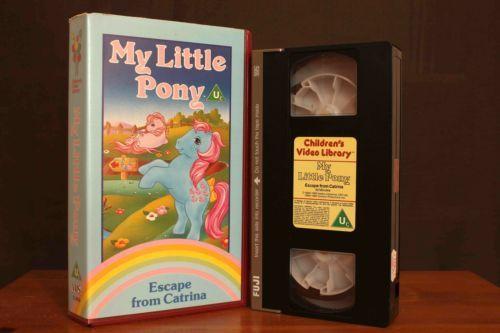 Escape from Catrina VHS