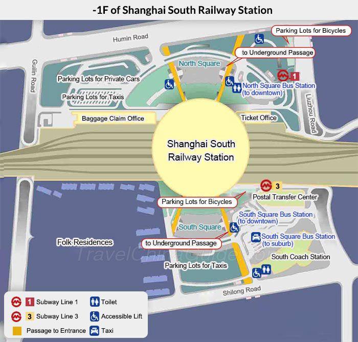 Shanghai South Railway Station Map Beijing Subway Map Station Map Beijing Subway