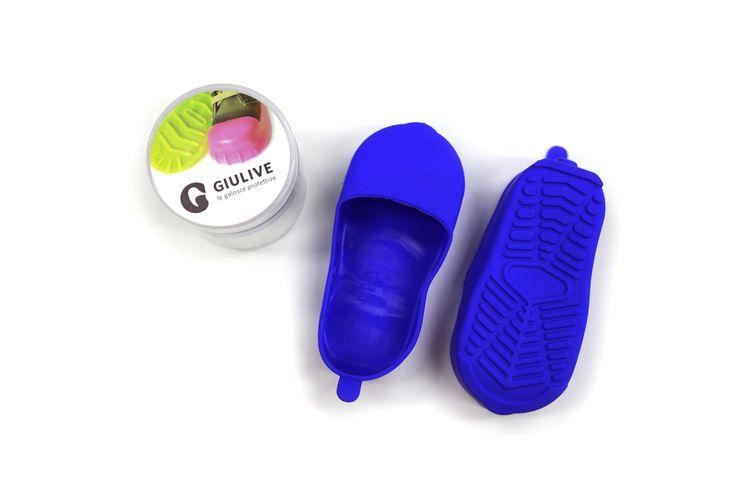 Modello Blu fluo! disponibile in 3 taglie! www.ilmondodiannie.com