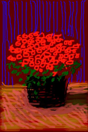 iPhone : Digital : Works   David Hockney