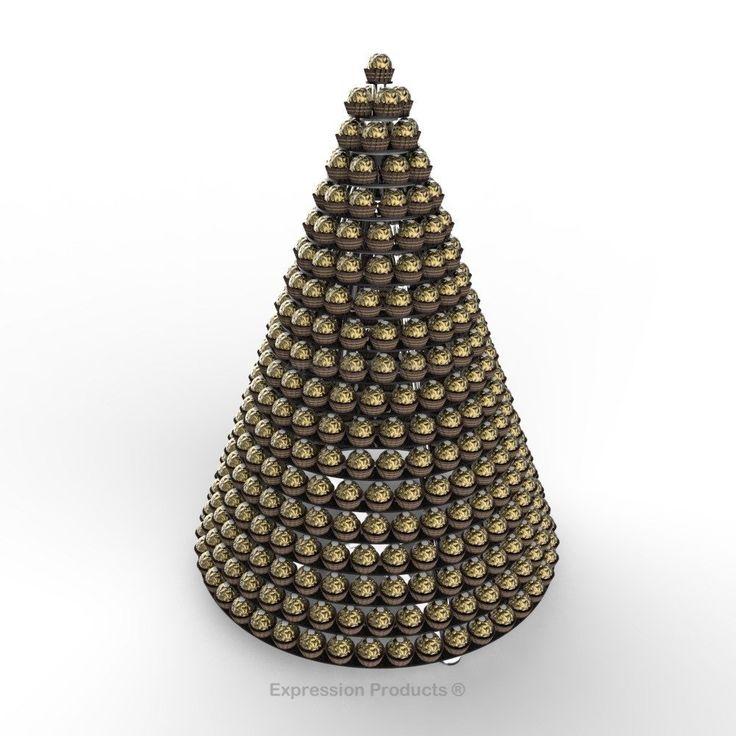 Professional Ferrero Rocher Tower - 19 Tier
