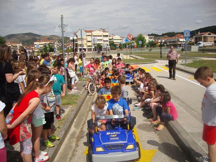 Σε λειτουργία το Πάρκο Κυκλοφοριακής Αγωγής στην Ελασσόνα