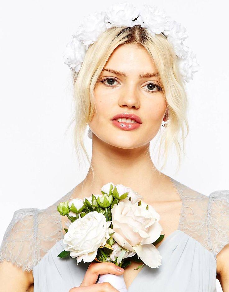 27 besten wedding hair Bilder auf Pinterest   Kopfverpackung stirn ...