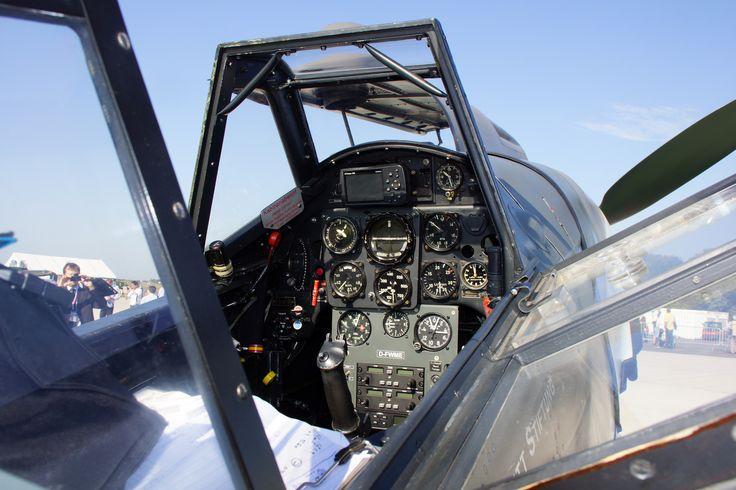 Messerschmitt Bf 109 Cockpit Widescreen 2 HD Wallpapers