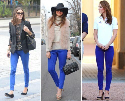 Garpy • Trend alert: Calça Azul Klein!