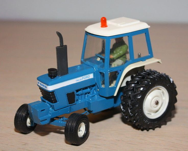 Britains Farm Toys. FORD TW20 (Conversion) | eBay