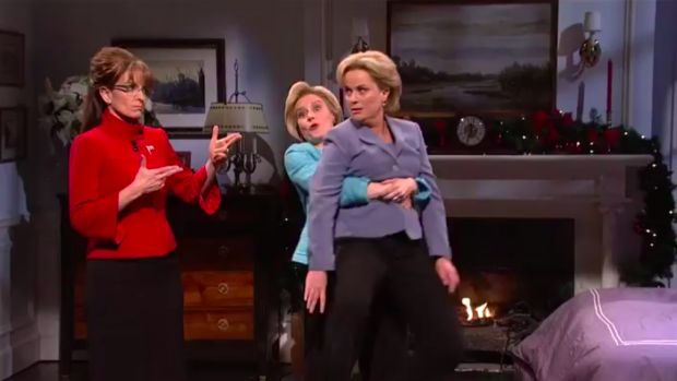 Tina Fey's Sarah Palin And Amy Poehler's Hillary Clinton Reunited on 'SNL' Last Night - http://www.theblaze.com/stories/2015/12/20/tina-feys-sarah-palin-and-amy-poehlers-hillary-clinton-reunited-on-snl-last-night/?utm_source=TheBlaze.com&utm_medium=rss&utm_campaign=story&utm_content=tina-feys-sarah-palin-and-amy-poehlers-hillary-clinton-reunited-on-snl-last-night