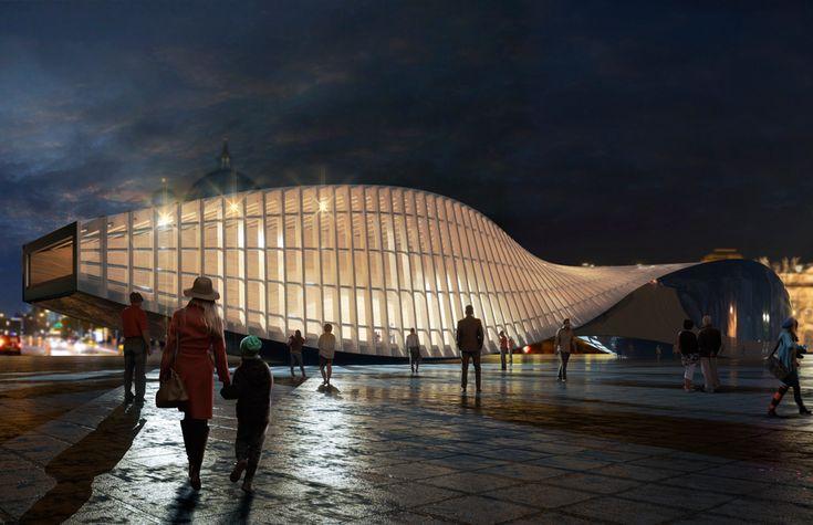 Galería - Sordo Madaleno Arquitectos presenta PA-MX como obra itinerante para impulsar arte nacional - 2