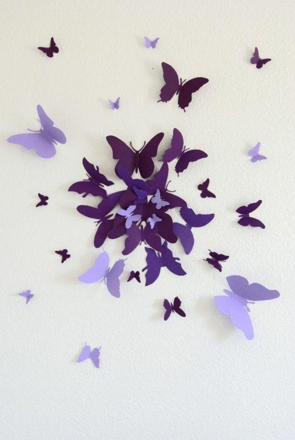 50 Bastelideen aus Papier - Blumen, Girlanden und Türkränze
