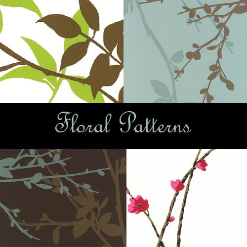 Floral Photoshop Patterns by eMelody.deviantart.com on @deviantART