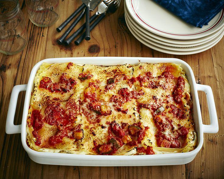 Lauren Bush Lauren 39 S Favorite Vegetable Lasagna Recipe