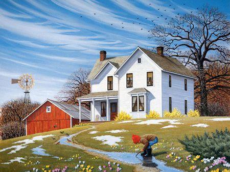 Fred Swan Free Wallpaper