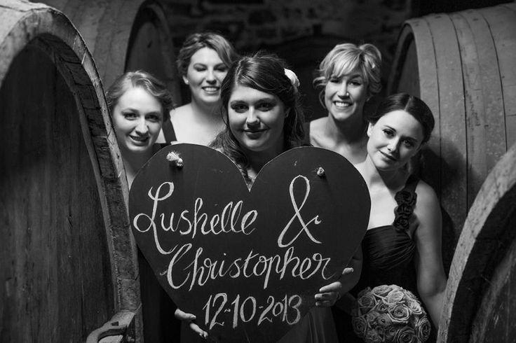 Fun in the Cellar @ Chateau Dore Winery