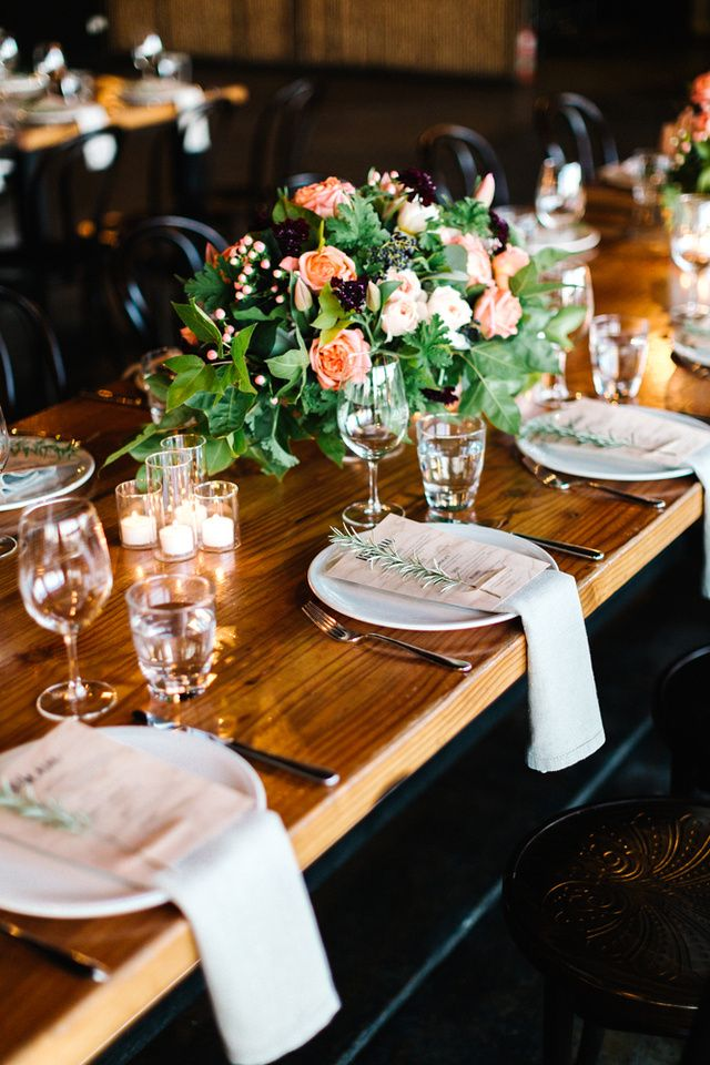 Vanessa + Daniel - event design + styling by The Style Co. | Zonzo Winery, Yarra Valley | Photo by: Erin + Tara