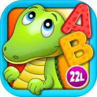 Alphabet Aquarium School Vol 1: Animated Bubble Puzzle Game with Letters and Animals for Preschool and Kindergarten Explorers by CFC s.r.o.