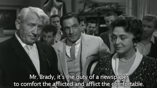 inherit the wind essay prompts Here's the next entry for our argumentative august blogathon this time we have richard's review of one of my personal favorites, inherit the wind (1960) reply .