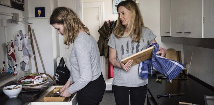 Opvask, madlavning og tøjvask er ikke daglige gøremål for dagens teenagere. De får lov til at være dovne. Forfatter og foredragsholder Marie Kraul opfordrer i en ny bog forældre til at inddrage teenagerne noget mere i husholdningen.