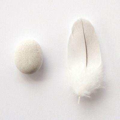 White. Simple.