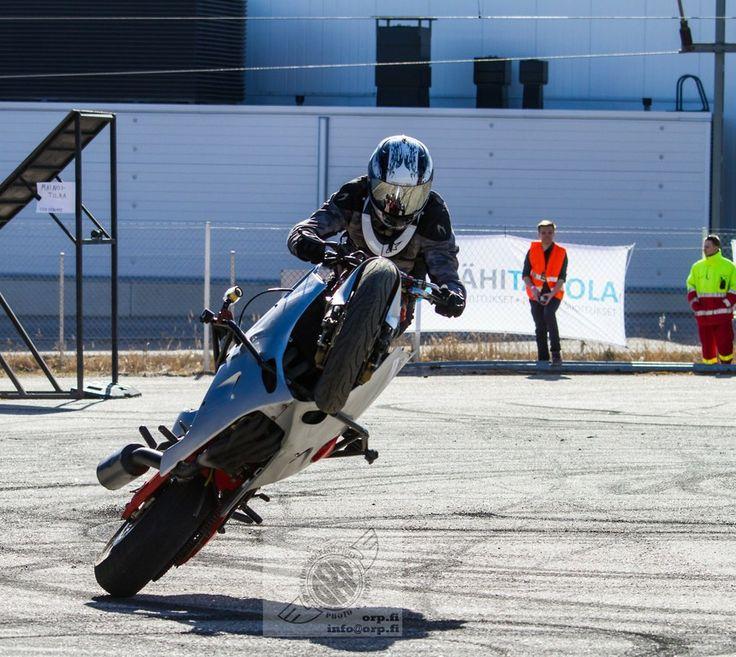 AutoSaloon 2014 stuntshow