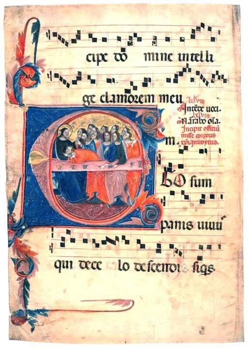 pentecost chords