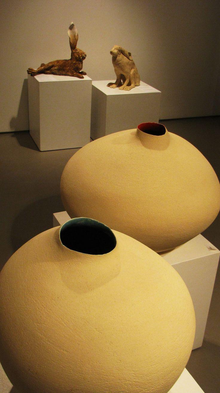 Big Ceramic Contaner by Marilena Michopoulou - Greece