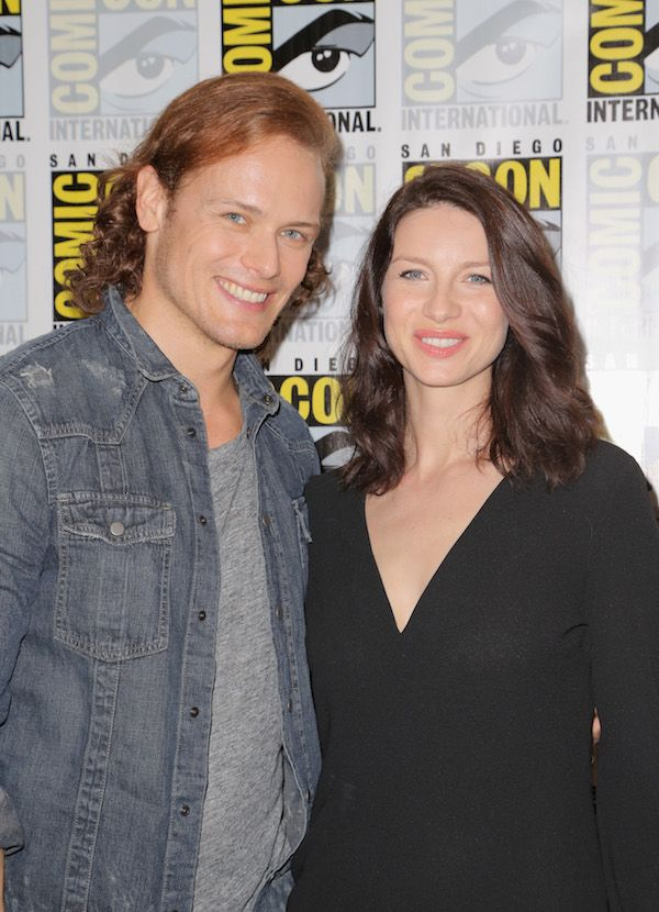 CAIT TALKS ABOUT CHEMISTRY WITH SAM: http://www.designntrend.com/articles/63020/20151019/outlander-starz-tv-series-cast-members-balfe-heughan-had-instantaneous-chemistry.htm