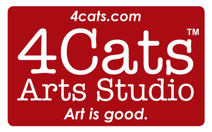 4Cats Arts Studio | Langford - Offering art classes for everyone! Adult classes, seasonal classes, workshops, birthday parties and events! #Victoria #VictoriaBC #KidsArt #KidsActivities
