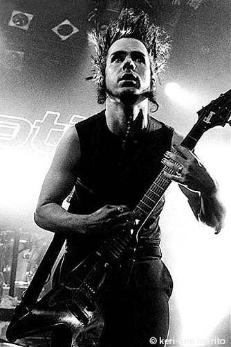 Static-X Frontman Wayne Static Dead at 48... R.I.P. Wayne