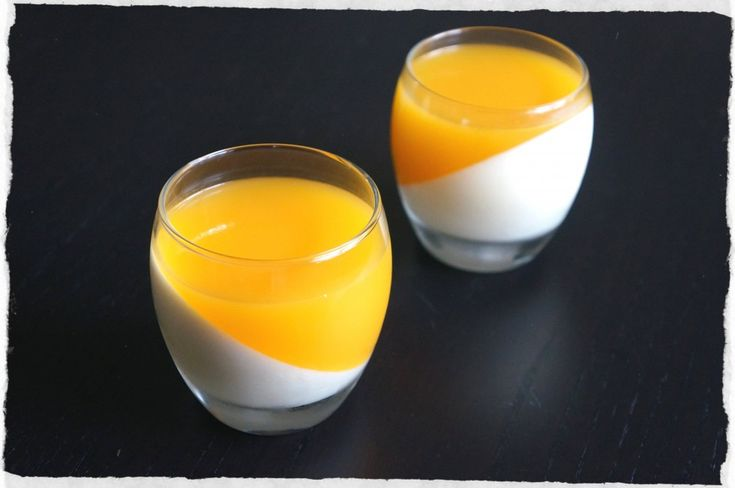 panna cotta dessert http://nilssonsambrosia.com/2014/06/white-chocolate-panna-cotta-with-mango-coulis/#more-2242