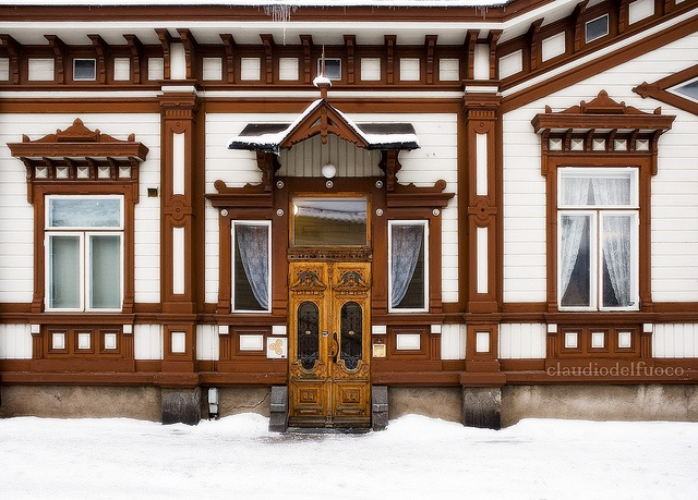 - A wooden house in Rauma Finland