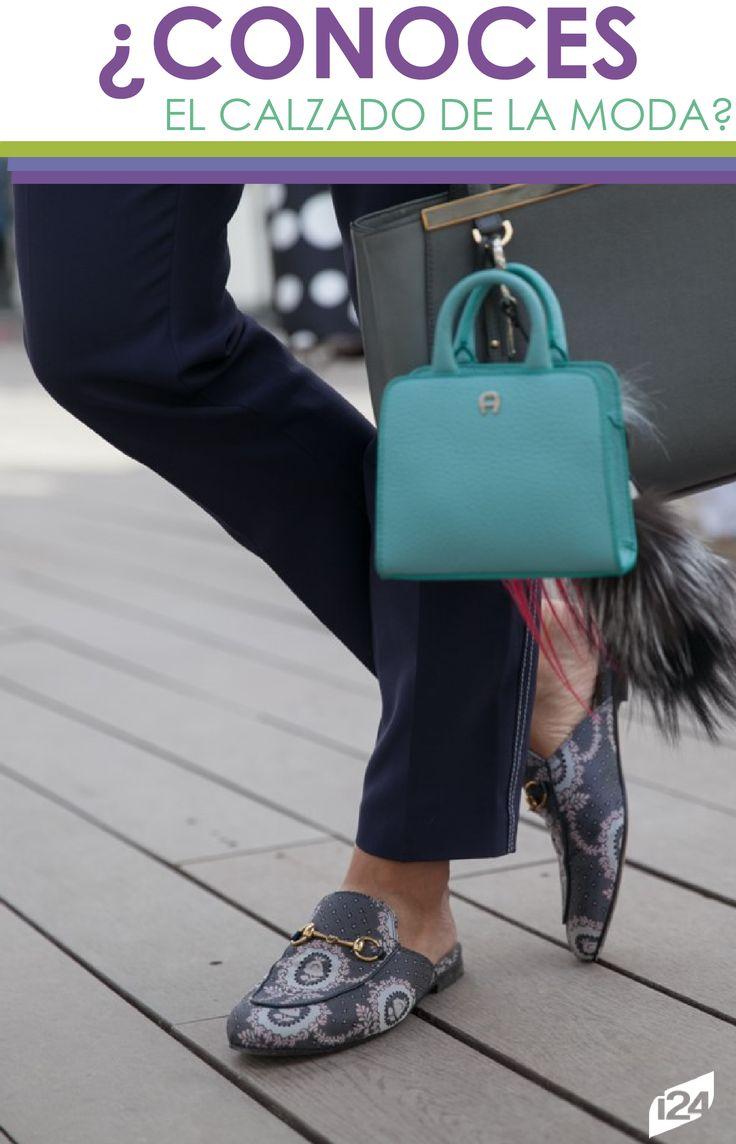 Si buscas unos zapatos cómodos y que estén de moda únete a la tendencia de los zapatos mules. #Moda #Belleza