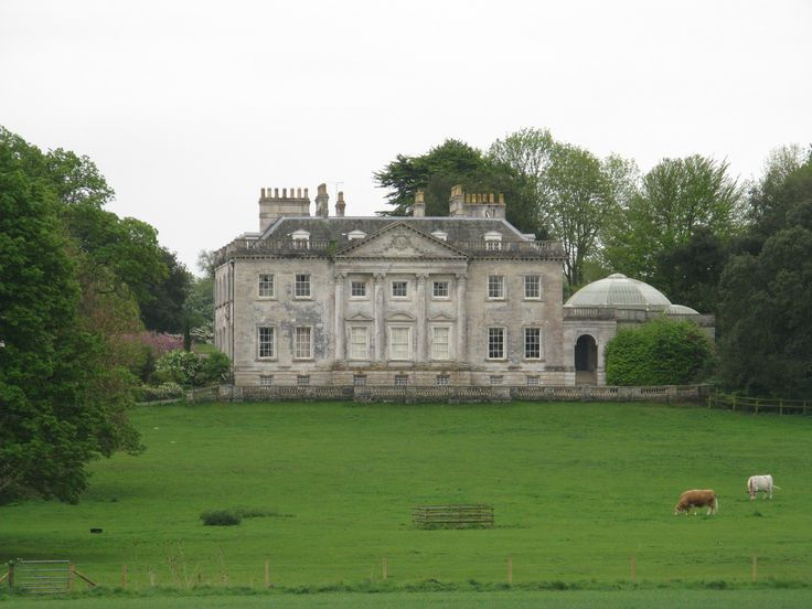 Came House ~ Hartfield, the Woodhouse home, Emma 1996 ~ Winterbourne Came, Dorset
