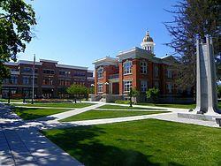 Historical Courthouse Logan, Utah