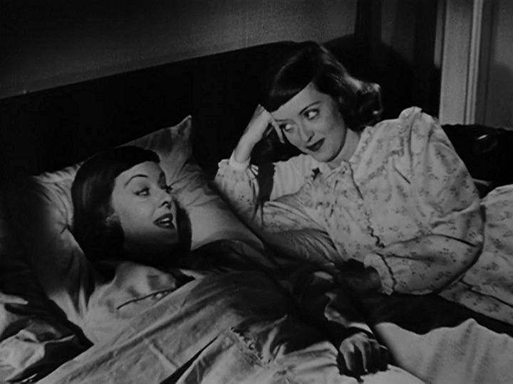 "Bette Davis and...Dette Davis!  in ""A Stolen Life"""