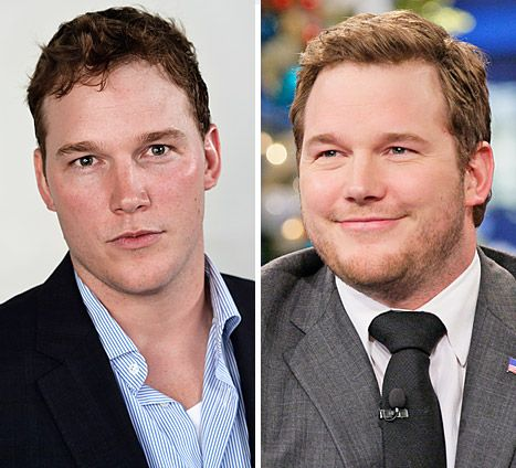 PICTURES: See Chris Pratt's Dramatic 60-Pound Weight Gain! - Us Weekly