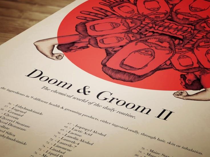 Doom & Groom :Studio Deathray (Matt Clixby)