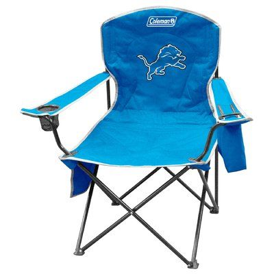 Jarden Consumer Solutions Rawlings NFL Tailgate Folding Chair NFL Team: Detroit Lions