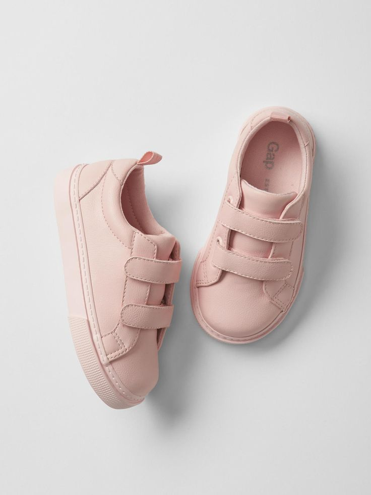 Pink Classic trainers - kids