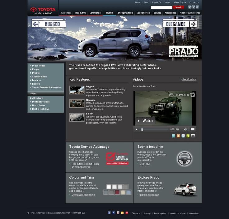 Toyota Prado - http://ronaldjusuf.wordpress.com/2013/02/22/toyota-prado/