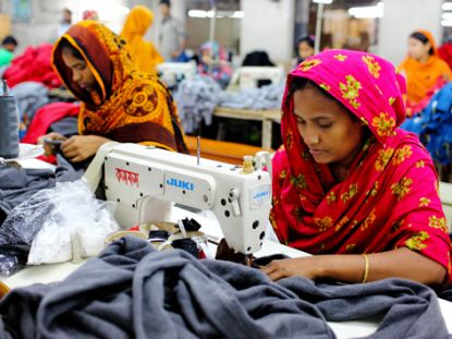 Influencing our suppliers  Although H&M doesn't own any of the factories that make our products, that doesn't mean we're not responsible for how they operate.  Through our 900 suppliers, we're connected to 1,900 factories and about 1.6 million people. This means we have the potential to create a huge positive impact.
