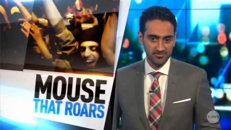 'ISIS Is Weak' by Waleed Aly for The Project