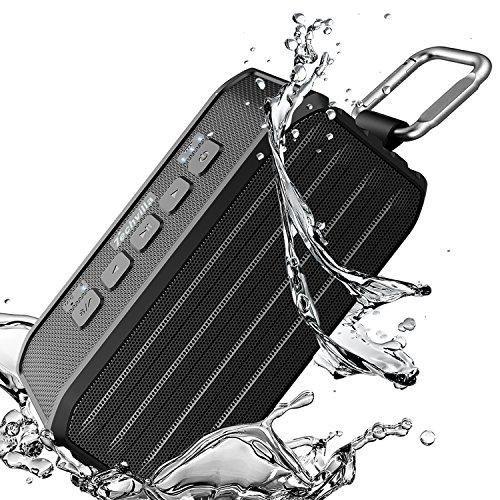 Oferta: 23.99€ Dto: -65%. Comprar Ofertas de Altavoz Bluetooth, Techvilla Portátil Inalámbrico Altavoces Bluetooth, Resistente al Agua, al Polvo y a los Golpes, Subwoofer barato. ¡Mira las ofertas!