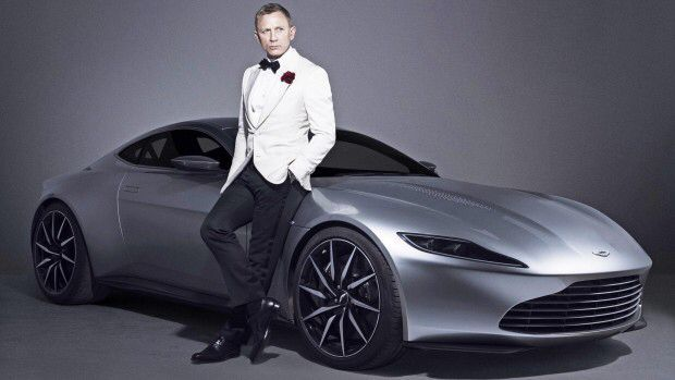 Car Fun Fact 8 Daniel Craig As A Reward For Playing James Bond Can Take Any Aston Martin From The Factory For James Bond Cars Aston Martin Db10 James Bond