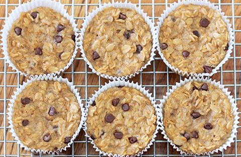 Breakfast cupcakes. Nuts or fruit instead of chocolate chips. Maybe even some grated carrots.