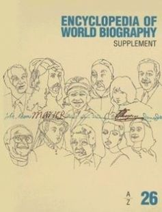 Encyclopedia of World Biography: 2006 Supplement free download by Thomson Gale ISBN: 9781414400976 with BooksBob. Fast and free eBooks download.  The post Encyclopedia of World Biography: 2006 Supplement Free Download appeared first on Booksbob.com.