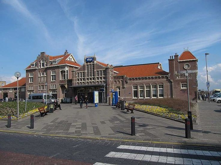 Monumentera - Locatie - Station Zandvoort